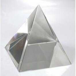 Пирамида стеклянная 60 мм высотой