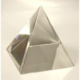 Пирамида стеклянная 55 мм высотой
