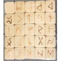 Wooden Runes (oak)