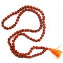 Четки-бусы из семян рудракши (108 бусинок)