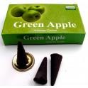 """Incense-cones Darshan """"Green Apple"""""""