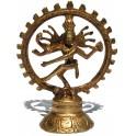 Статуэтка бронзовая Шива (большая)
