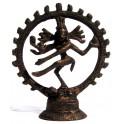 Статуэтка бронзовая Шива (маленькая)