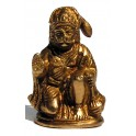 Brass statuette of the HANUMAN