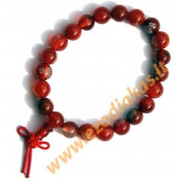 Agate Beads (21+1)