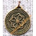 Амулет Cлавянский из бронзы Nr. 14 Молвинец