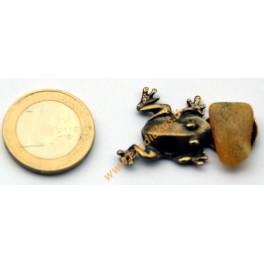 Лягушка в кошелек для привлечения денег