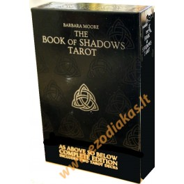Таро карты Книга теней (коробка с 2-мя колодами )
