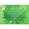Aromaterapinės psichologinės kortos su knygute