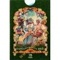 Карты Таро Викторианских фей / Везерстоун (78 карт)