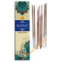 Indian MANNAT incense (4-smells)