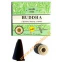 """Incense-cones """"BUDDHA """" (chandan masala cones)"""