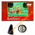 """Incense-cones Darshan """"AMBER"""""""
