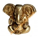 Brass statuette of the GANESHA Nr. 4