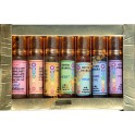 Chakra perfume set of  7 pcs