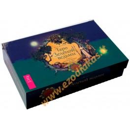 "Энн Моура ""Таро карты зеленой ведьмы"" (коробка с 78 картами)"