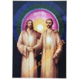 Jesus & Saint-Germain