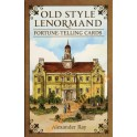OLD STYLE LENORMAND cards