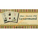 OLD LENORMAND cards