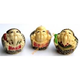 "The Sanxing (三星 ""Three Stars""), who are Fu, Lu, and Shou"