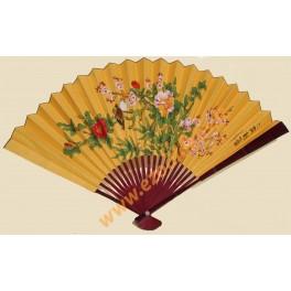 """Feng Shui Fan 25"""" C"""