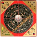 Feng Shui Compass square 130 mm