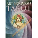 Taro kortos Castelli tarot ART NOUVEAU Grand Trumps