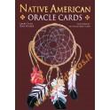 Kortos NATIVE AMERICAN ORACLE cards