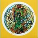 """Карты для медитации """"Цветок жизни"""""""