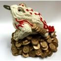 Toad Figurine tridactyl