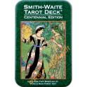 SMITH-WAITE TAROT DECK CENTENNIAL EDITION IN TIN