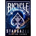 Playing cards Bicycle Stargazer
