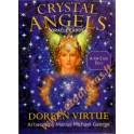 """Doreen Virtue """"Crystal Angels oracle cards"""""""