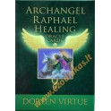 Archangel Raphael Healing Oracle cards (44  cards) / Doreen Virtue