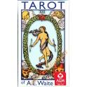 A. E. WAITE TAROT BLUE EDITION