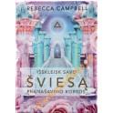 """Rebecca Campbell """"Išskleisk savo šviesą. Pranašavimo kortos"""" (44 kortos)"""