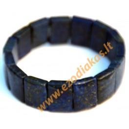 Bracelet of lapis lazuli Nr. 3