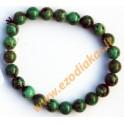Green stone bracelet Nr. 1