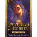 "Салерно ""Предсказания синего ангела"" (кн + 45 карт)"