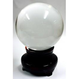 Стеклянный шар диаметром 11 см