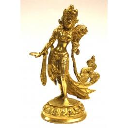 Brass statuette of the TARA
