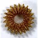 Су Джок Массажное кольцо желтое малое (Индия)