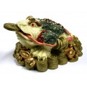 Toad Figurine tridactyl